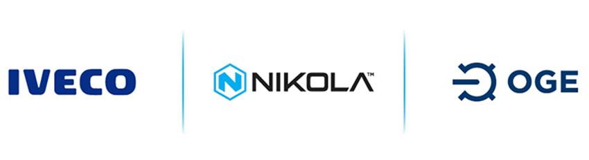 Nikola, IVECO y OGE