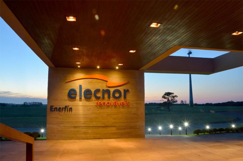 Enerfín, la filial de Elecnor, construirá una planta de hidrógeno verde en el Puerto Exterior de A Coruña