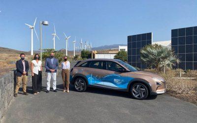 La primera hidrogenera de Canarias funcionará a partir de julio