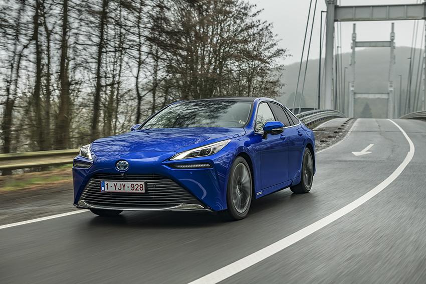 Toyota Mirai 2021.