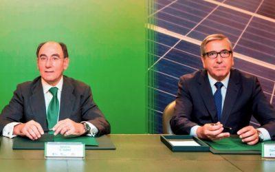 Iberdrola firma el primer préstamo con el ICO para hidrógeno verde