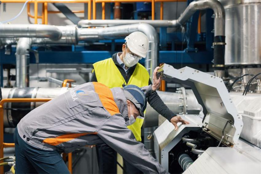 Wärtsilä prueba los motores de combustión con combustibles sostenibles