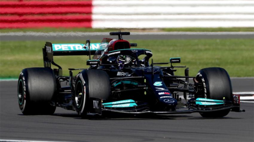 Lewis Hamilton. Foto: Fórmula 1.